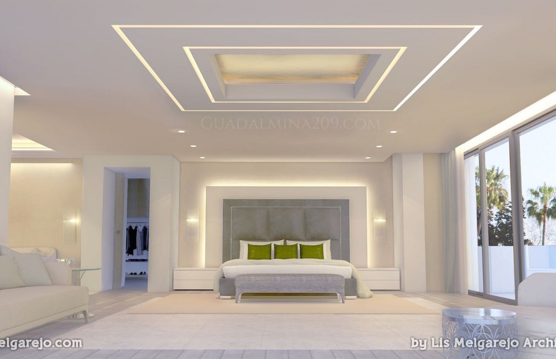 Marbella mansions for sale > Guadalmina 209 > Mansion imperial suite