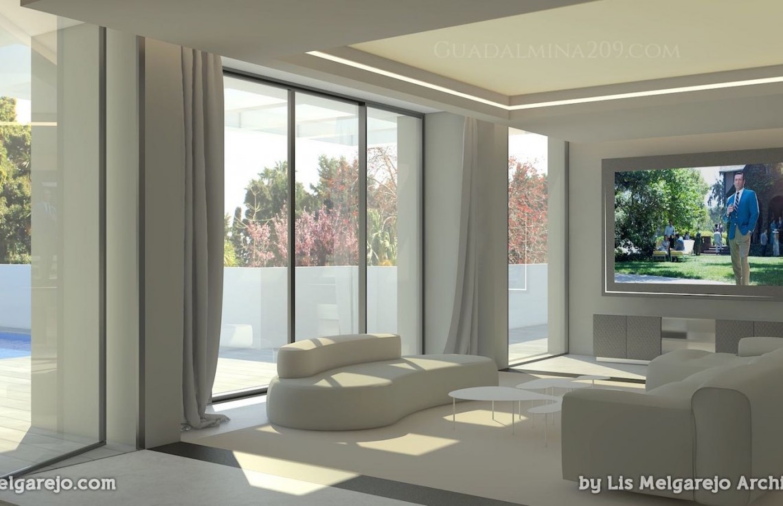 Marbella mansions for sale > Guadalmina 209 > Mansion family living
