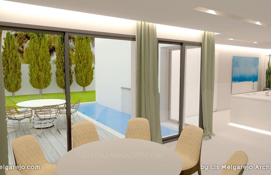 Marbella mansions for sale > Guadalmina 209 > Mansion office